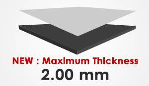 New Maximum Gi Thickness